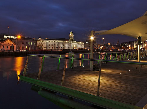 Cork-City-night